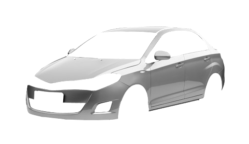 Цвета кузова Forza